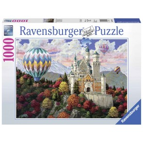 Neuschwanstein Dreams Puzzle