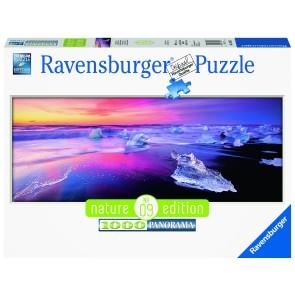 Rburg - J�kuls�rl�n, Iceland Puzzle 1000pc
