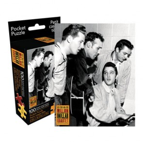 Elvis - Million Dollar Quartet 100pc Pocket Puzzle