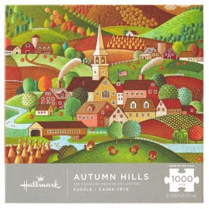 Autumn Hills 1000-Piece Puzzle