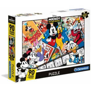 Clementoni Disney Puzzle Mickeys 90th Jigsaw Puzzle