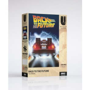Back To The Future Jigsaw Puzzle