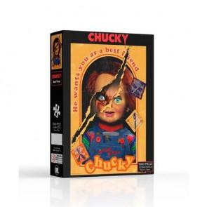 Chucky - Best Fiend Jigsaw Puzzle