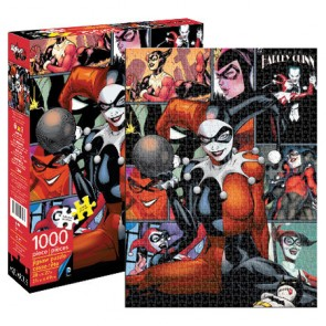 DC Comics - Harley Quinn 1000pc Puzzle