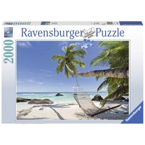 Beach in Maldives Puzzle
