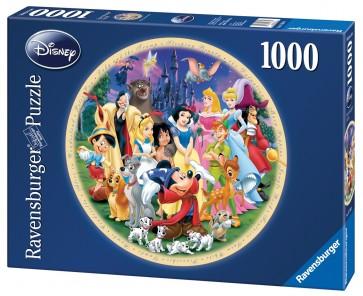 Rburg - Disney Wonderful World Puzzle 1000pc
