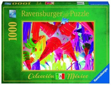 Rburg - Colour Pinatas Puzzle 1000pc
