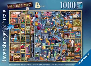 Awesome Alphabet B Puzzle