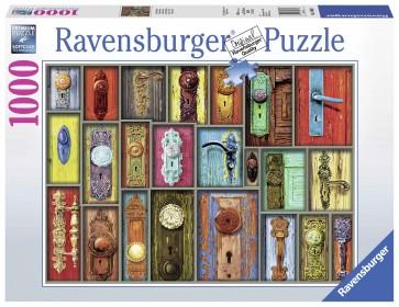 Antique Doorknobs Puzzle