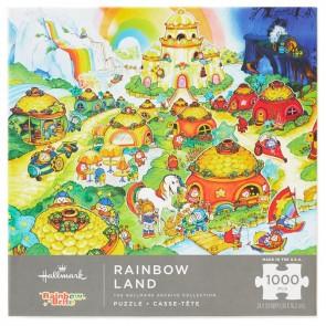 Rainbow Brite Rainbow Land 1000-Piece Puzzle