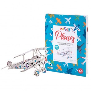 Puzzle Books - Planes