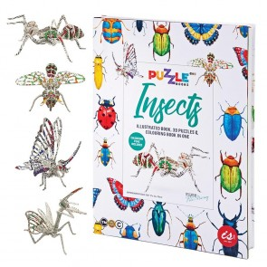 Puzzle Books - Insects