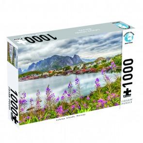 Puzzlers World Lofoten Island, Norway Jigsaw Puzzle