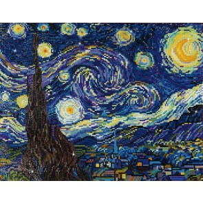 Diamond Dotz Starry Night (Van Gogh) Kit