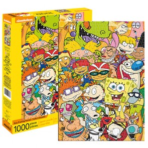 Nickelodeon Cast Jigsaw Puzzle
