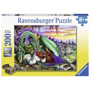 Queen of Dragons Puzzle