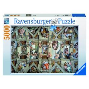 Rburg - Sistine Chapel Puzzle 5000pc