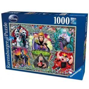 Rburg - Disney Wicked Women Puzzle 1000pc