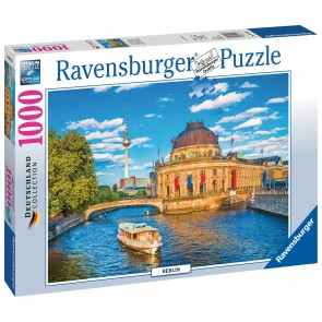 Berlin Museum Island Puzzle