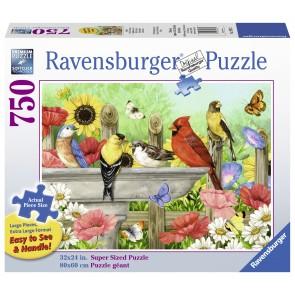 Bathing Birds Puzzle