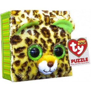Ty Beanie Boos Speckles the Leopard Jigsaw Puzzle