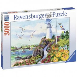 Coastal Paradise Puzzle