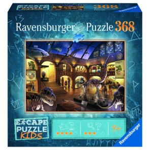Ravensburger Museum Mysteries Jigsaw Puzzle