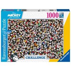 Ravensburger Challenge Mickey Jigsaw Puzzle