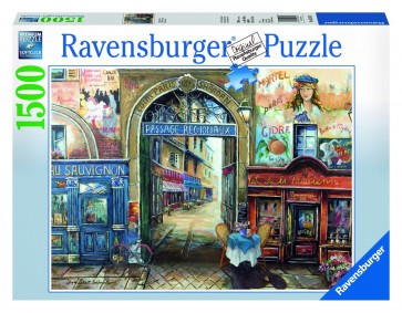 Rburg - Passage To Paris Puzzle 1500pc