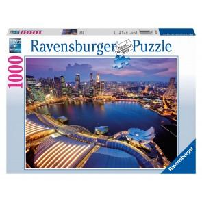 Rburg - Singapore Skyline Puzzle 1000pc
