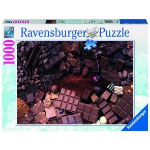 Rburg - Chocoholic Heaven Puzzle 1000pc