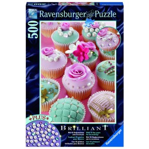 Rburg - Perlencupcakes Brilliant Jewel